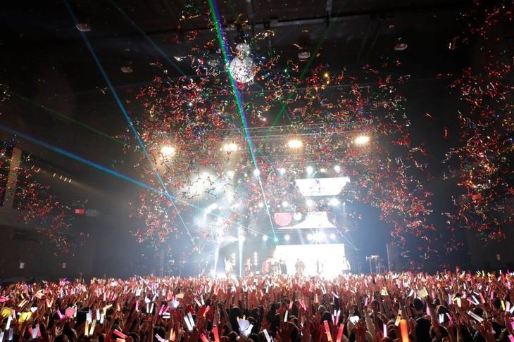 「XYZ TOUR 2019 -DJ Style-」最終公演の様子。(撮影:小松陽祐[ODD JOB]、加藤千絵[CAPS])
