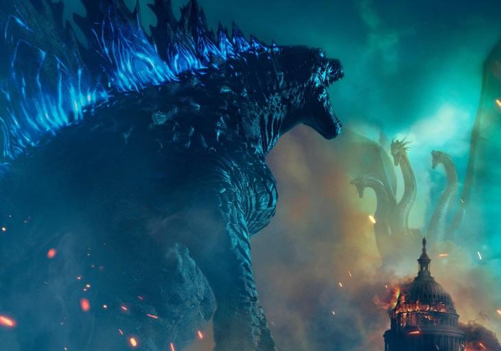 「ゴジラ キング・オブ・モンスター」メインビジュアル (c) 2019 Legendary and Warner Bros. Pictures. All Rights Reserved.