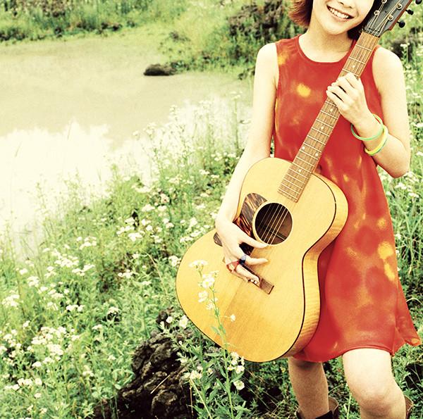 スピッツ「ハチミツ」ジャケットに使用された写真。(写真提供:浅川英郎)
