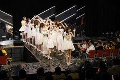 HKT48「チームH『RESET』公演 指原莉乃 卒業公演」の様子。 (c)AKS