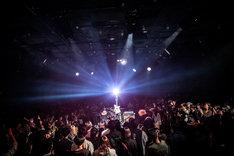 "「PELICAN FANCLUB ゼロ距離ワンマンライブ""DREAM DAZE 2019""」東京・LIQUIDROOM公演の様子。"