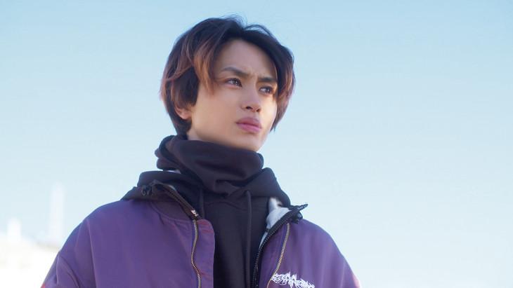 「サクらんぼの恋」より、草川拓弥演じる相馬大地。