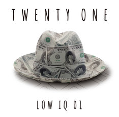 LOW IQ 01「TWENTY ONE」ジャケット