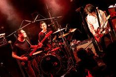 左から原昌和(B / the band apart)、フルカワユタカ。(撮影:中條のぞみ)
