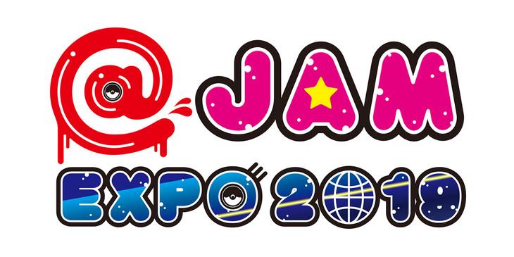 「@JAM EXPO 2019」ロゴ