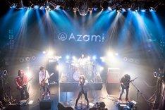 Azami(撮影:岩渕直人)