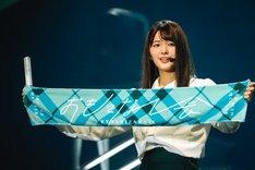 欅坂46二期生「おもてなし会」4月27日公演の様子。(撮影:上山陽介)