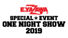 「ONE NIGHT SHOW 2019」ロゴ