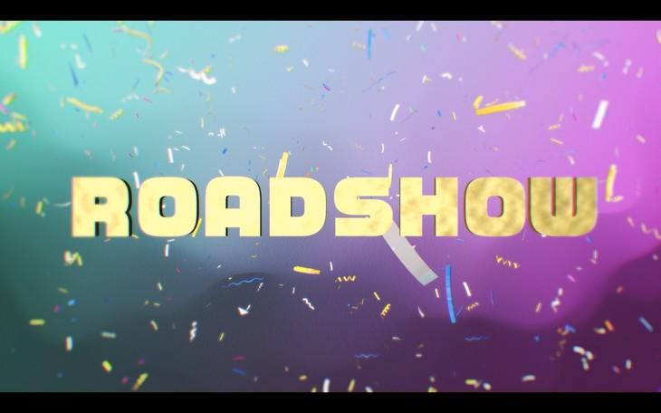 ももいろクローバーZ「ロードショー」ミュージックビデオのワンシーン。
