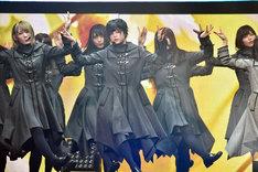「欅坂46 3rd YEAR ANNIVERSARY LIVE」東京・日本武道館公演の様子。