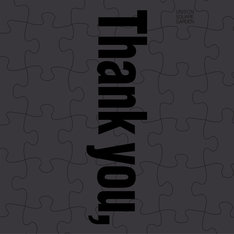 UNISON SQUARE GARDEN「Thank you, ROCK BANDS! ~UNISON SQUARE GARDEN 15th Anniversary Tribute Album~」通常盤ジャケット