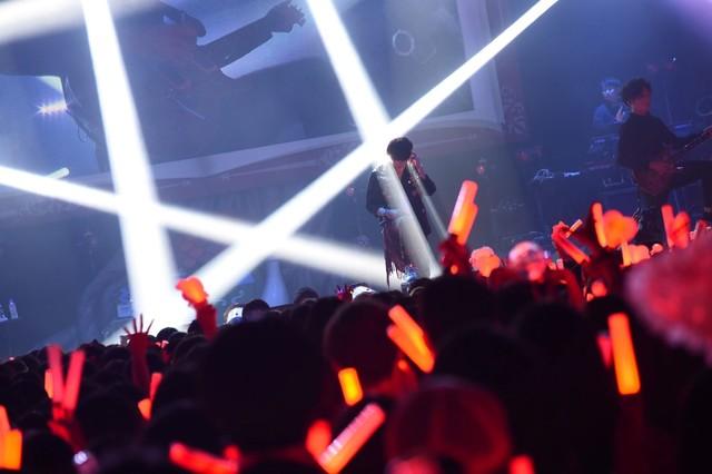 人気画像8位は「浦島坂田船あほの坂田。ワンマンツアーで歌が大好きな少年のストーリー物語る」より、あほの坂田。「AHO NO SAKATA LIVE TOUR 2019 キミに伝えたいこと-Message for you-」東京・Zepp Tokyo公演の様子。(撮影:岡本麻衣)