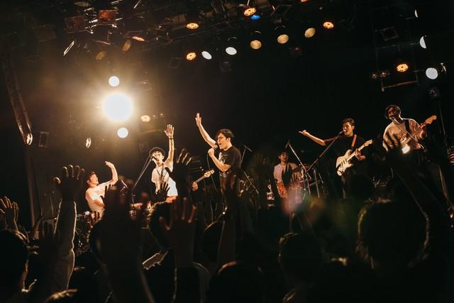 「Love sofa Tokyo」5月19日公演のワンダフルボーイズ。(写真提供:WaikikiRecord)