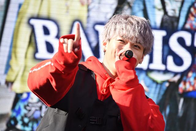 加納嘉将(BALLISTIK BOYZ from EXILE TRIBE)