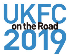「UKFC on the Road 2019」ロゴ
