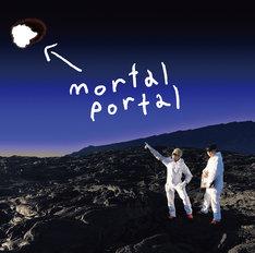 m-flo「mortal portal e.p.」CD+DVD盤ジャケット