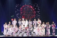 乃木坂46「Sing Out!」発売記念ライブの様子。(写真提供:ソニー・ミュージックレーベルズ)