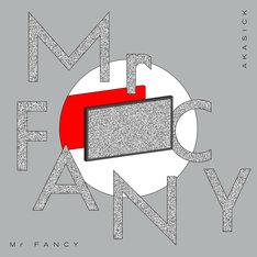 アカシック「Mr FANCY」配信ジャケット