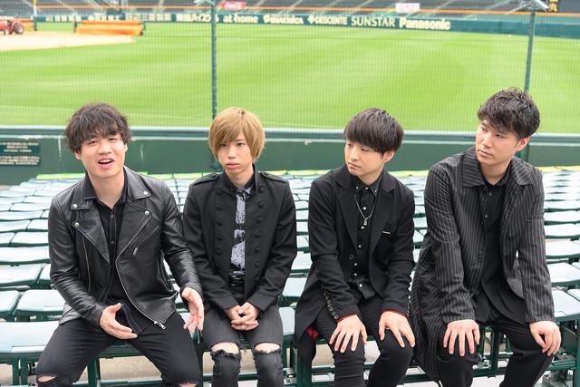 Official髭男dism(写真提供:ABCテレビ)