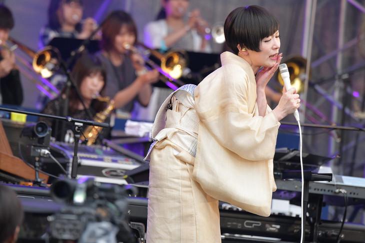 椎名林檎(提供:日比谷音楽祭)