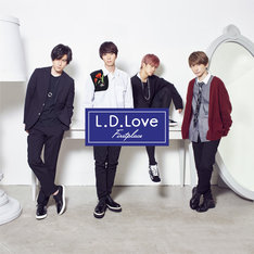 First place「L.D.Love」初回限定盤Aジャケット