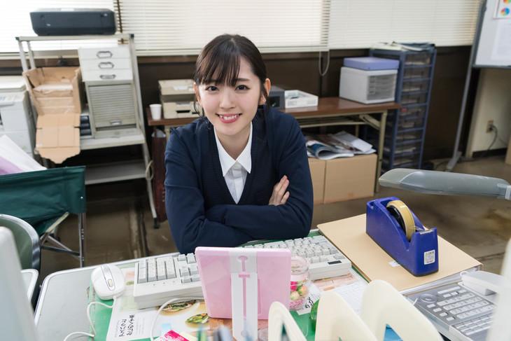 鈴木愛理演じる吉村美月。(c)「Iターン」製作委員会