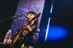 竹内アンナ(Photo by Satoshi Imaura)