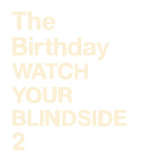 The Birthday「WATCH YOUR BLINDSIDE 2」ジャケット