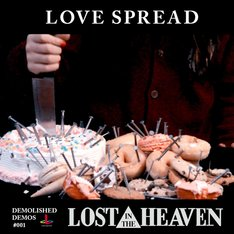 LOVE SPREAD「LOST IN THE HEAVENS」配信ジャケット