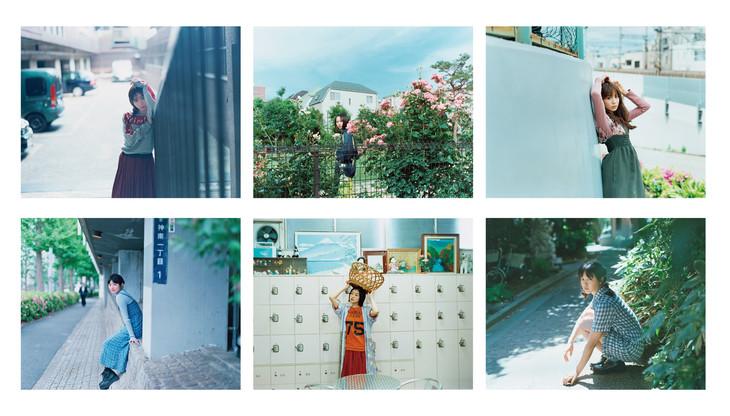 私立恵比寿中学がモデルとして参加した渋谷区写真集(タイトル未定)より。