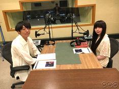 左から高橋一生、南波志帆。(写真提供:NHK)