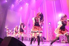 SUPER☆GiRLS 「9th Birthday LIVE」の様子。
