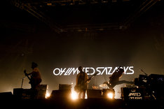 04 Limited Sazabys(撮影:瀧本 jon... 行秀)