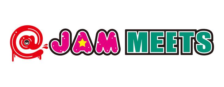 「@JAM MEETS」ロゴ