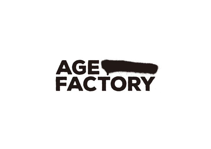 Age Factoryのロゴ。