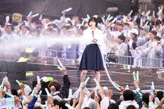 欅坂46「欅共和国2019」の様子。