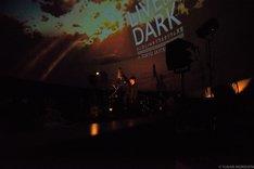 堂珍嘉邦(CHEMISTRY)「LIVE in the DARK」の様子。(Photo by YUKARI MORISHITA)