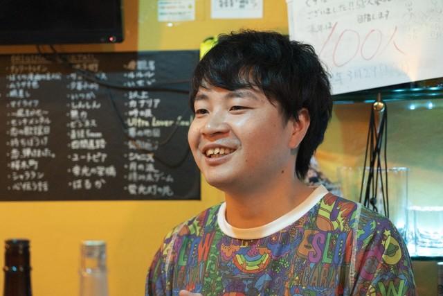 藤井拓郎さん