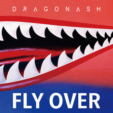 Dragon Ash「Fly Over」配信ジャケット