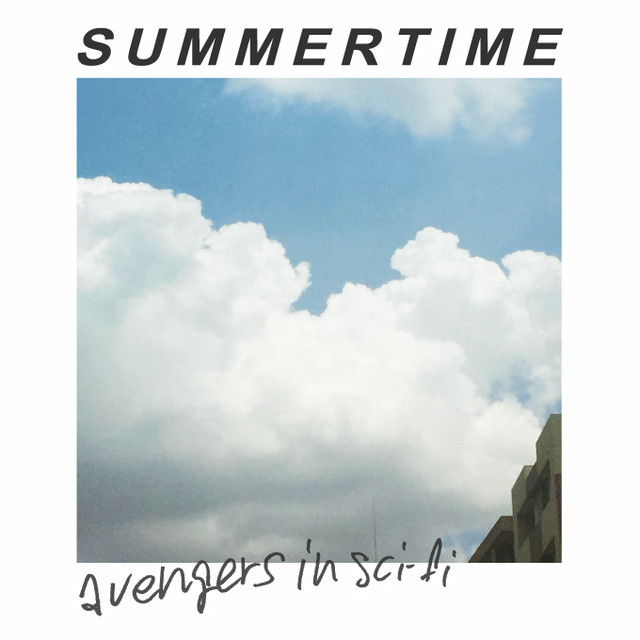 avengers in sci-fi「Summertime」配信ジャケット