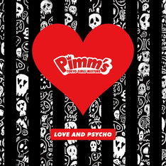 Pimm's「LOVE AND PSYCHO」Type-Aジャケット