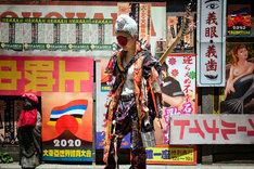映画「WELCOME TO JAPAN 日の丸ランチボックス」より。