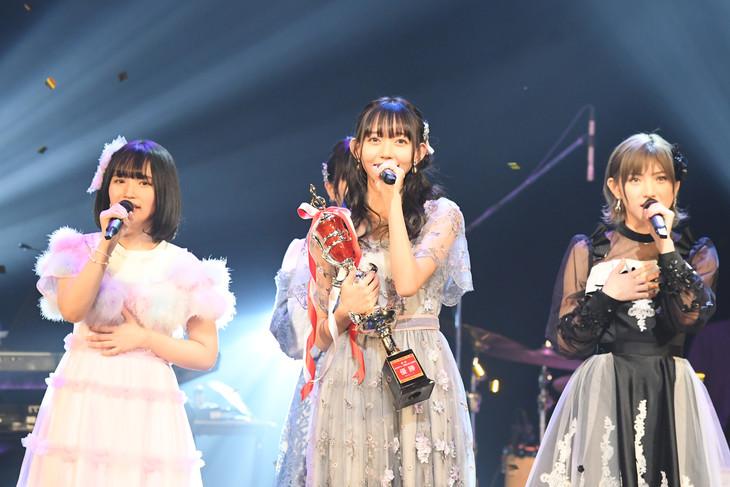 「AKB48グループ歌唱力No.1」第1回大会の様子。