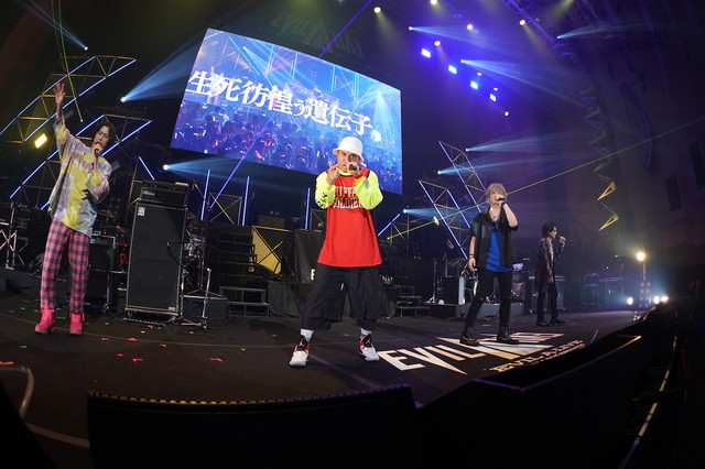 The Dirty Dawg(from「ヒプノシスマイク -Division Rap Battle-」)(写真提供:キングレコード)