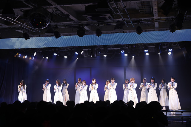 STU48「GO!GO! little SEABIRDS!!」東京公演の様子。(c)STU48