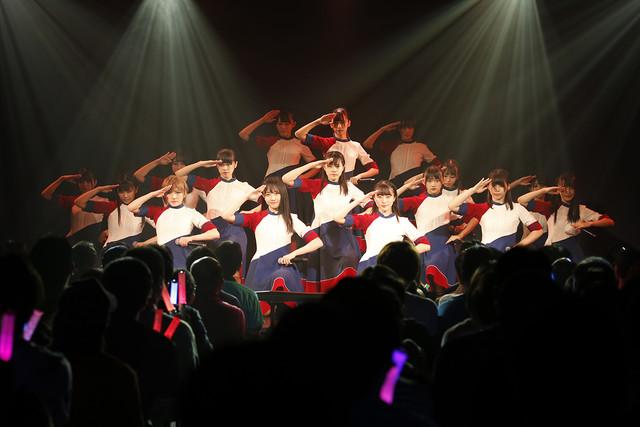 STU48「GO!GO! little SEABIRDS!!」東京公演の様子。(c)STU48
