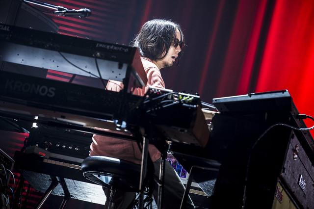 TAIHEI(Key)(Photo by Shohei Maekawa)