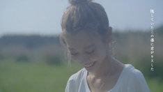 ロザリーナ「ボクラノカタチ」ミュージックビデオのワンシーン。