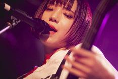 アユニ・D(Photo by kenta sotobayashi)