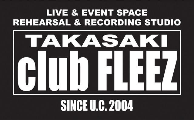高崎clubFLEEZのロゴ。